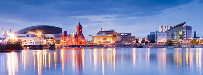 property tax claims Cardiff